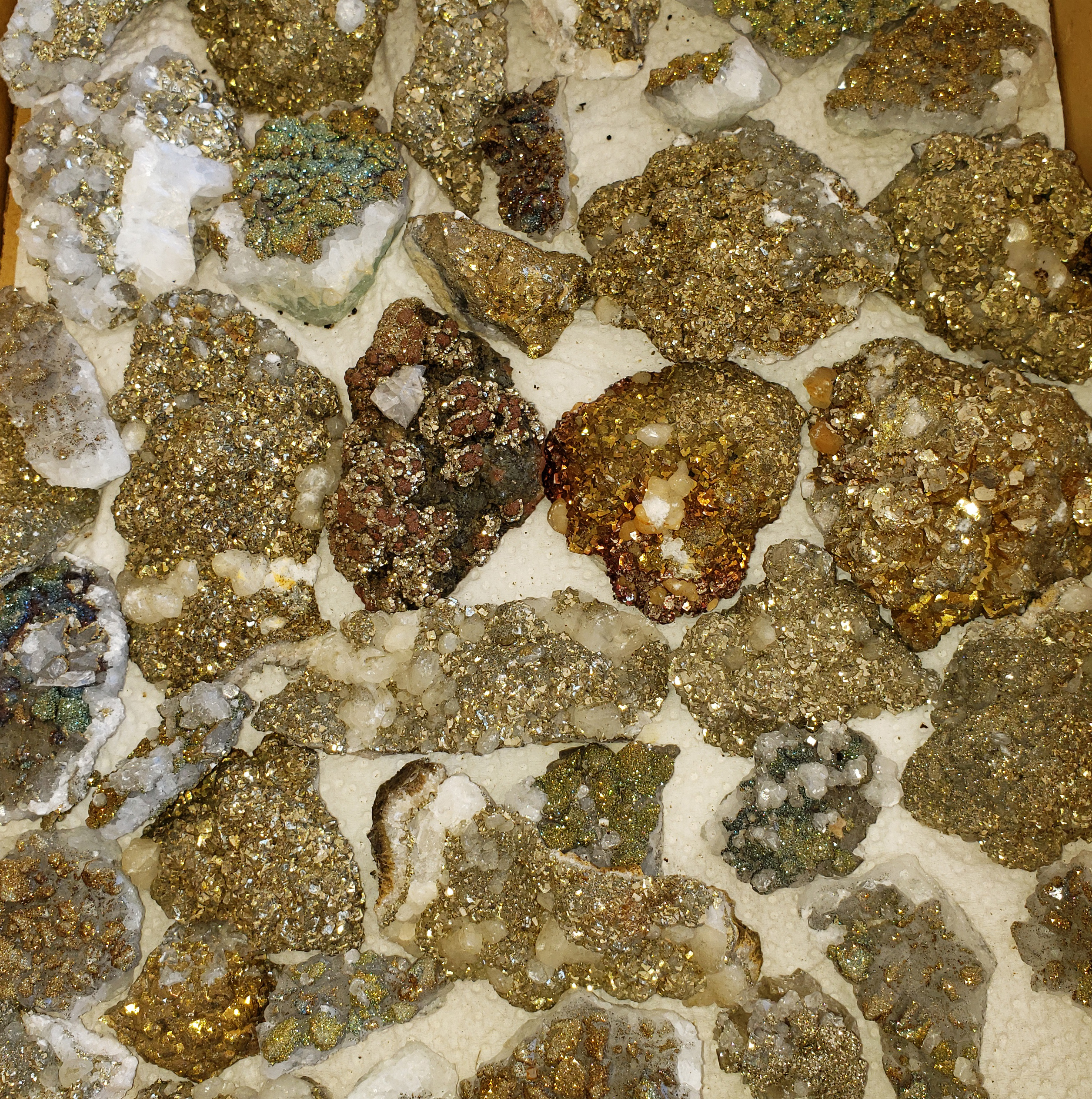 2019 tucson show report - minerals from morocco
