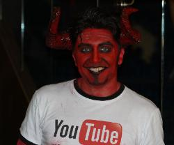 The devil was also in attendance at dragoncon